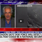 UFO News From America : Tucker Carlson ITWe Nick Pope sur la création de l'UAPTF