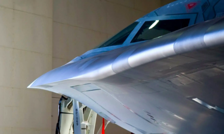 The War Zone : Le bombardier B-2 a l'air extraterrestre sur ces images